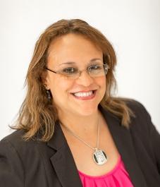 Silvia Bermudez, office manager at Holsman & MacArthur, San Francisco